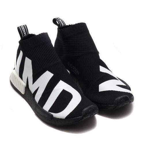 """""""adidas NMD_CS1 PK コアブラック/コアブラック/セミソーラーピンク 19SS-S"""""""
