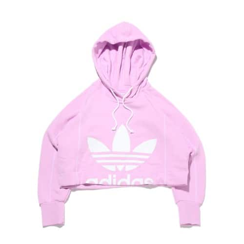 """""""""""adidas CROPPED HOODIE CLEAR LILAC 20SS-I"""""""""""