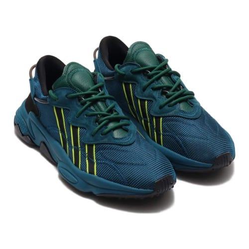 """""""adidas PUSHA T OZWEEGO BLUE 19FW-S"""""""