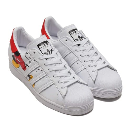"""""adidas SUPERSTAR FOOTWEAR WHITE/FOOTWEAR WHITE/CORE BLACK 20SS-S"""""