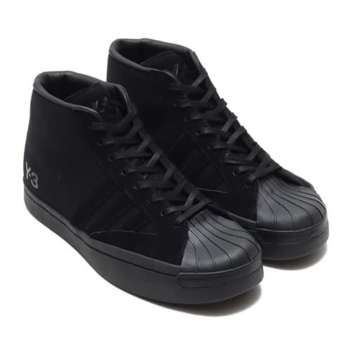 """adidas Y-3 YOHJI PRO BLACK/BLACK/BLACK 20FW-I"""