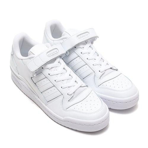 adidas FORUM LOW FOOTWEAR WHITE/FOOTWEAR WHITE/FOOTWEAR WHITE 21SS-I