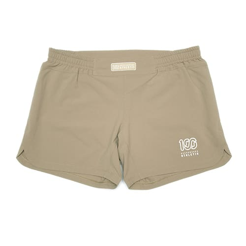 """""""100A DRY WORKOUT SHORTS BEIGE 20SU-I"""""""