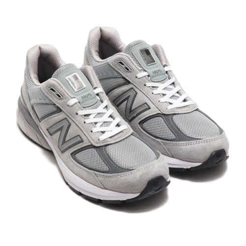 New Balance M990GL5 GRAY 20FW-S