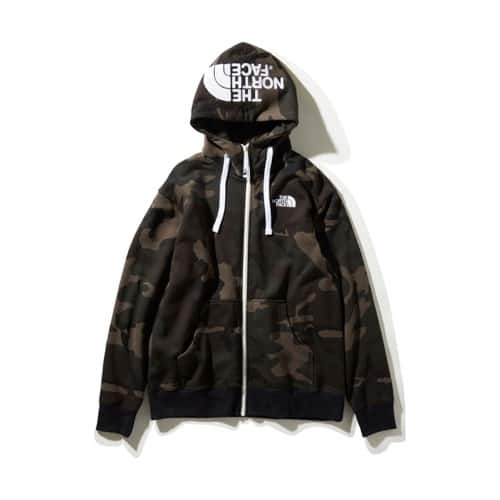"""""""THE NORTH FACE NV REVIEW F/Z HOODIE  ウッドランド 19SS-I"""""""
