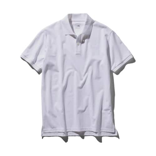 """""""THE NORTH FACE S/S COOL BUSINESS POLO  ホワイト 19SS-I"""""""