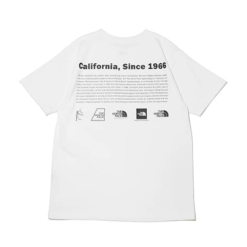 THE NORTH FACE S/S HISTORICAL LOGO TEE