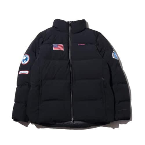 """Columbia x atmos lab KingstonCanal™TextJacket Black 19FA-S"""