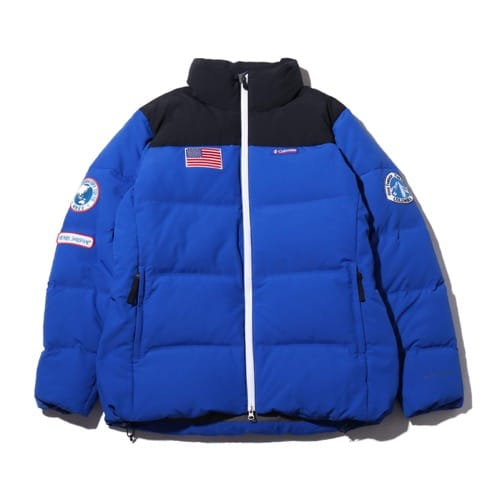 """Columbia x atmos lab KingstonCanal™TextJacket Azul 19FA-S"""