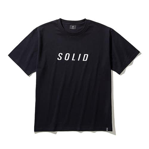 """SOLID LOGO T-SHIRT"""
